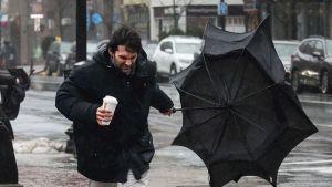 U.S. rain
