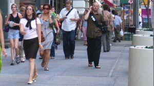 U.S. street people
