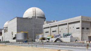 UAE nuclear power plant