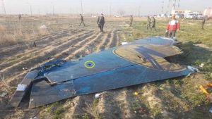 Ukrainians plane crash