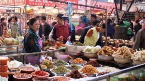 Wuhan market