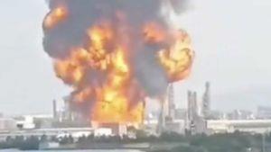 Zhuhai explosion