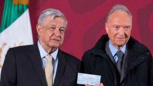 Andres Manuel Lopez Obrador check