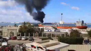 Attack in Tripoli
