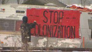 Canada rail blockade