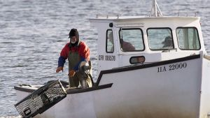 Canadian fishermen