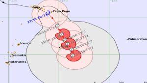 Cyclone Vicky