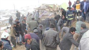 Eastern Turkey earthquake