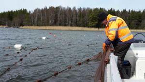 Finland fishermen
