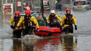 Flood England