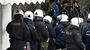 Greece police