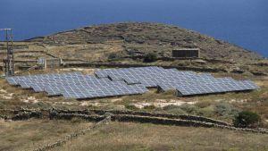 Greece solar power