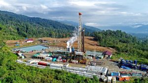 Indonesia geothermal projects