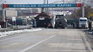 Iran's border with Turkey