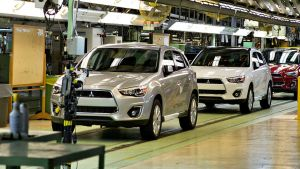 Mitsubishi Motors factory
