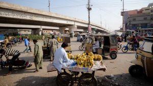Pakistan street