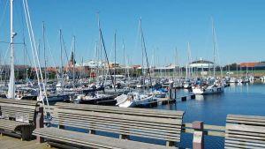 Port of Ystad