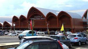 Samoa airport