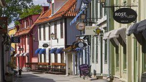 Sweden street