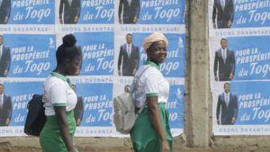 Togo voters