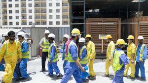 UAE workers