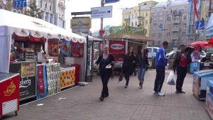 Ukraine street