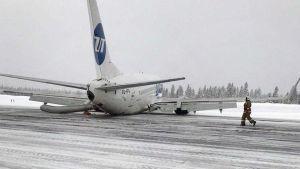 UTair Boeing