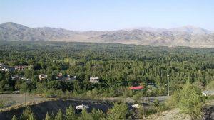 West Azerbaijan Province in Iran