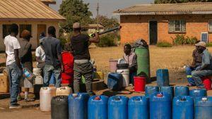 Zimbabwe water