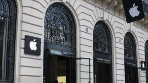 Apple store France