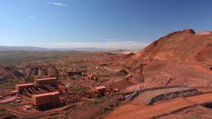 Australia iron ore