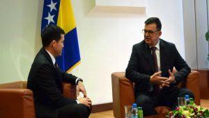Bosnia and IMF