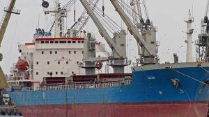 Cargo ship Navaho