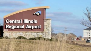 Central Illinois Regional Airport