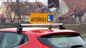 Croatian driving school