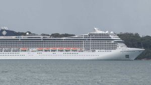 Cruise ship Magnifica