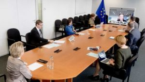 EU meeting