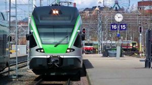 Finnish railway VR
