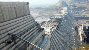 Grand Ethiopian dam