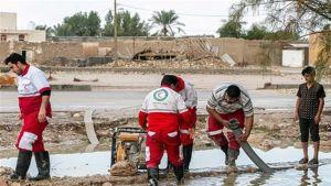 Iran flood help