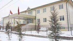 Kyrgyzstan hospital