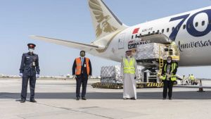 Lulu Group Gulf Air