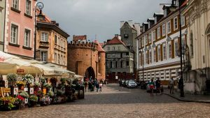 Poland street