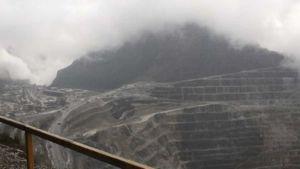 PT Freeport Indonesia mine