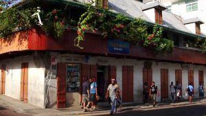 Seychelles street