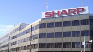 Sharp TV factory