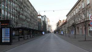 Slovenia street