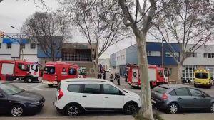 Spanish chemical company Proquibasa in La Verneda