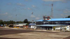 Suriname airport