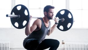 Ability to lift weights quickly can mean a longer life